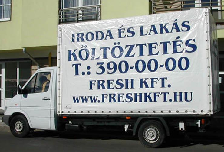 Bútorszállítás Budapest kerületeiben